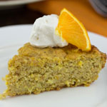 Low Sugar Whole Orange Cake
