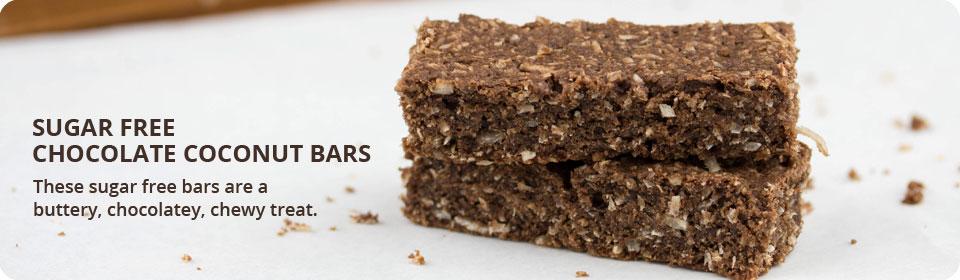 Sugar free chocolate-coconut-bars/